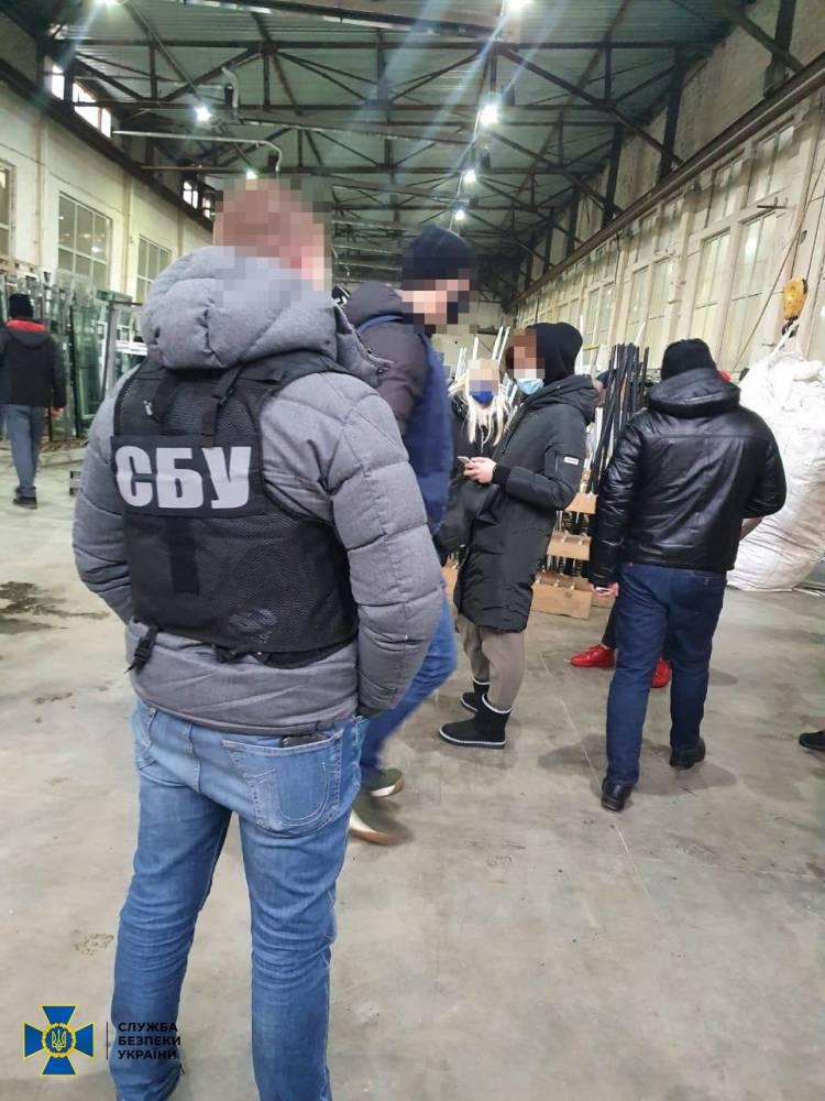 В Харькове чиновники «Укроборонпрома» незаконно сдавали имущество в аренду