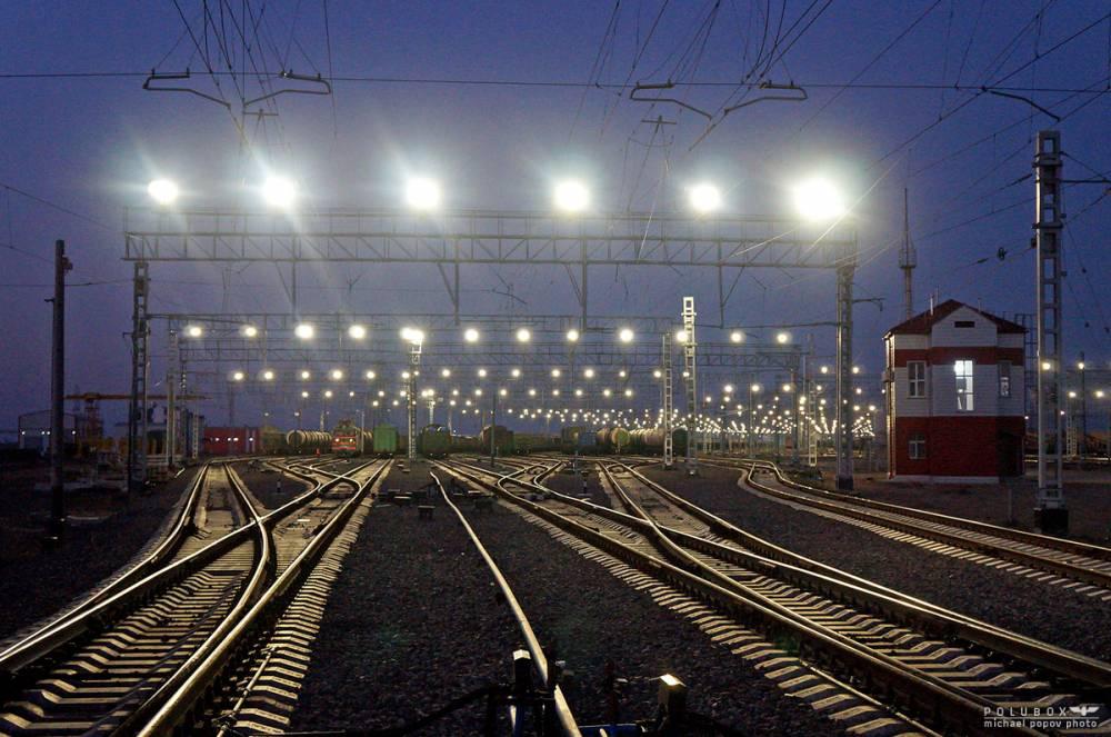 «Укрзализныця» заказала самое дорогое освещение станции «Днепр-Лиски», дисквалифицировав конкурентов