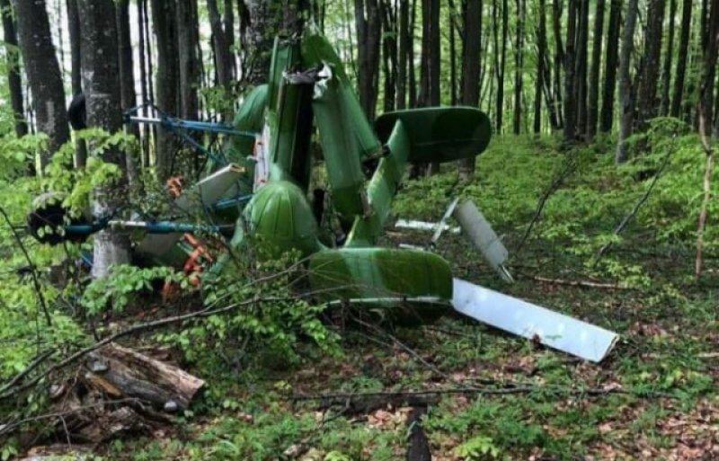 ГБР проверяет причастность пограничников к разбившемуся в Румынии вертолету с контрабандой