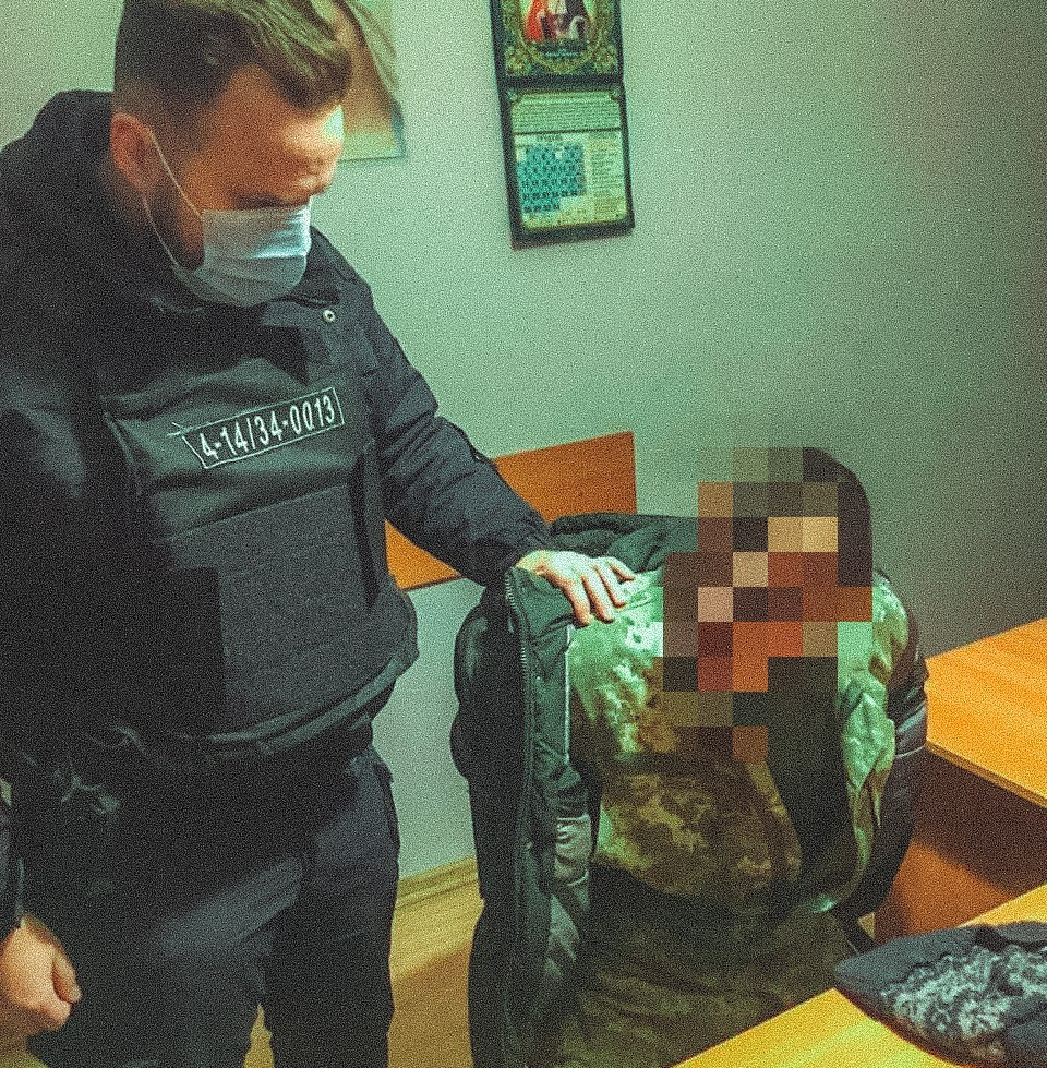 В Новояворовске подожгли участковое отделение полиции