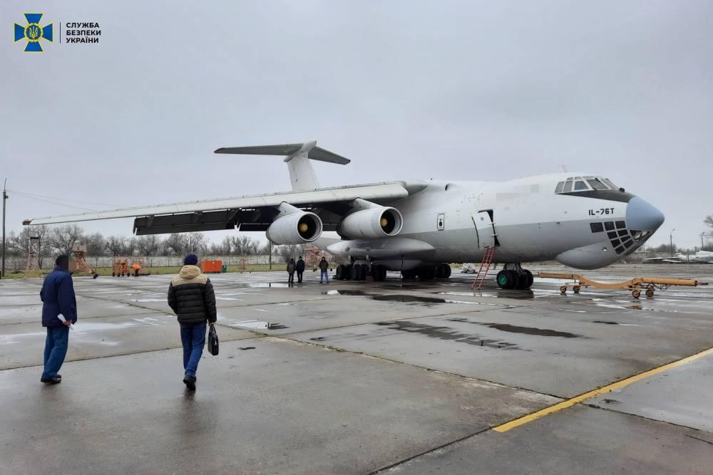 Из Николаева пытались незаконно экспортировать авиационное оборудование