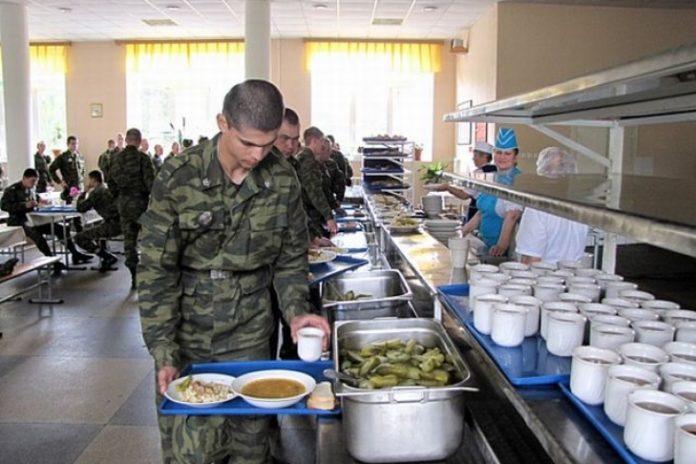 Минобороны отдаст миллиард гривен скандальному поставщику питания для солдат