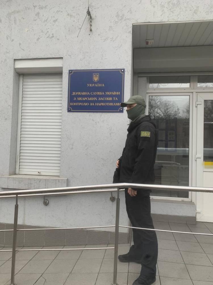 Украинский фармацевтический институт качества занимался фиктивным трудоустройством сотрудников