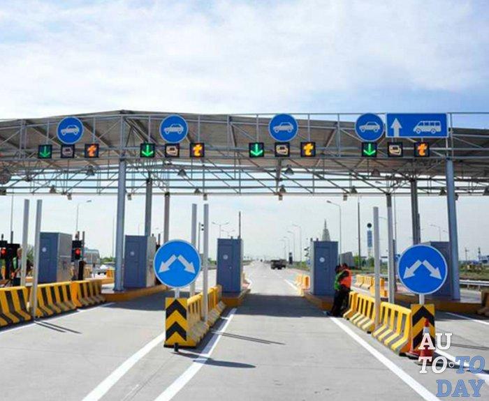 В Украине утвердили максимальный размер платы за проезд по автодороге, построенной на условиях концессии