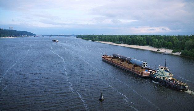 Верховная Рада приняла закон о внутреннем водном транспорте