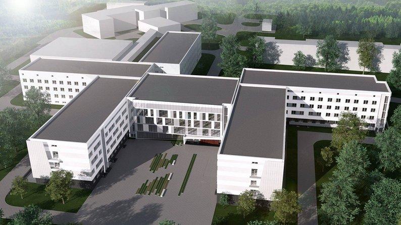 Львовский застройщик построит онкоцентр в Харькове за 737 млн гривен