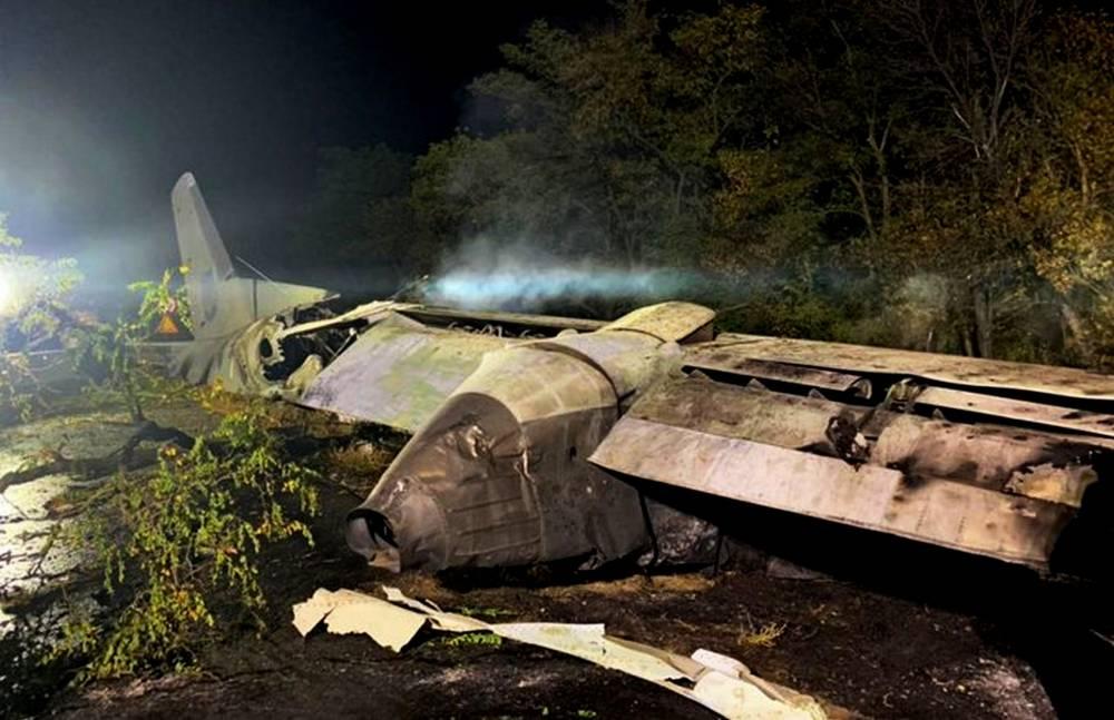 Командующему воздушных сил вручили подозрение за катастрофу Ан-26
