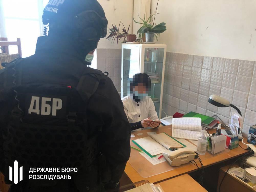 В Киеве военный медик вымогал 180 тысяч гривен у раненого бойца