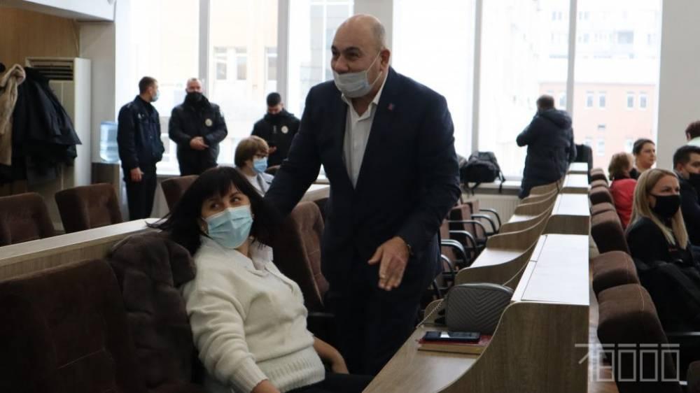 В Черкассах депутат заявил о нападении неизвестных