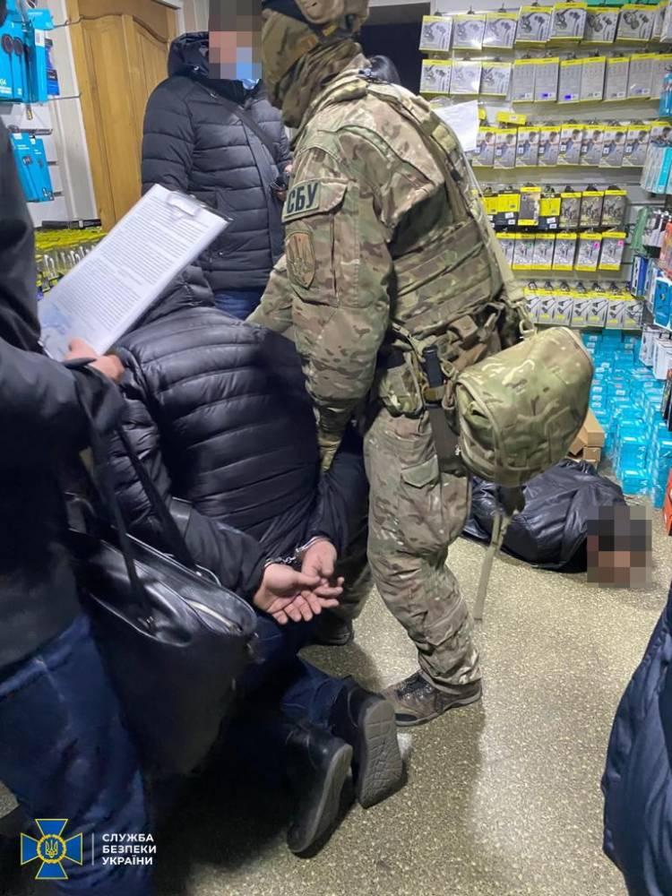 В Запорожской области преступники наладили схему получения средств за решение земельных вопросов