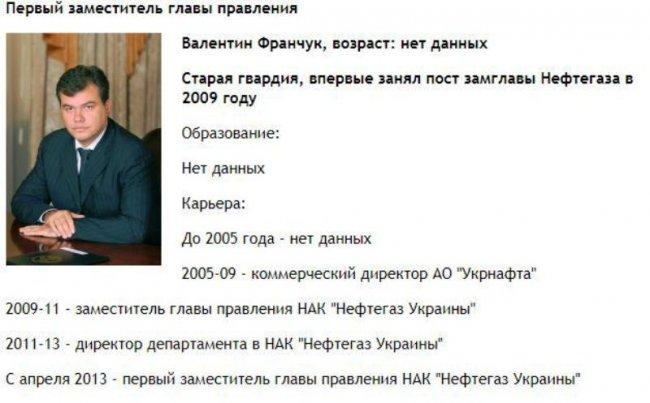 Бывшего топ-менеджера «Нафтогаза» арестовали с залогом в 10 млн гривен