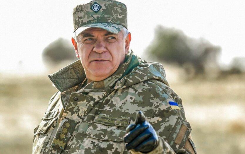 Командующего Воздушных сил Дроздова отпустили под личное обязательство