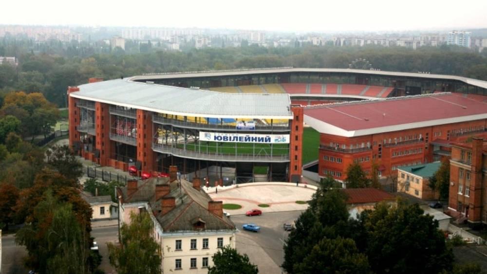 Арестованный стадион в Сумах продали за 8 млн гривен