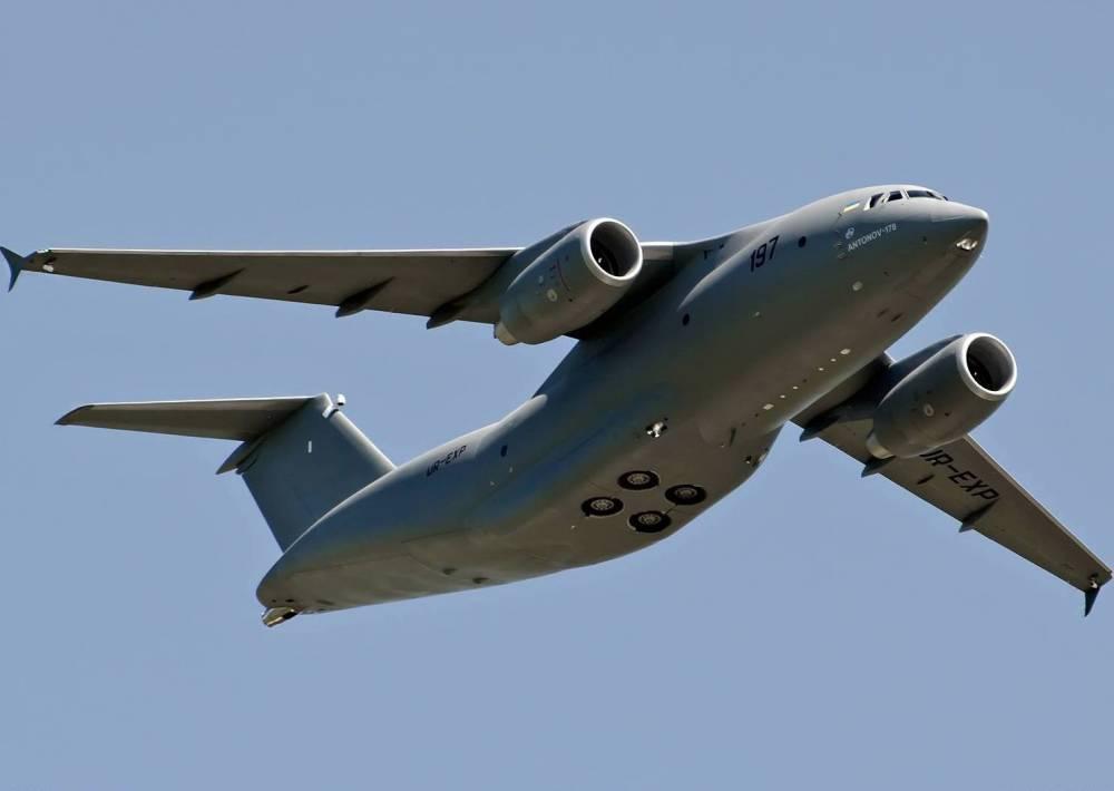 ГП «Антонов» не выполнило ни один из 8 меморандумов по поставке самолетов