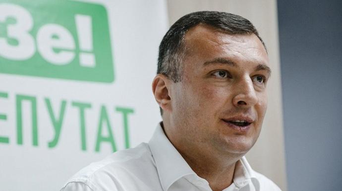 Нардеп Семинский переписывался с любовницей на заседании парламента