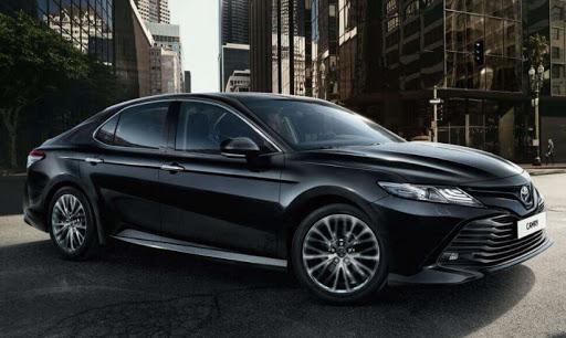 Управление госохраны купило спецавтомобили Toyota Camry у фирмы жены экс-нардепа от «БПП»