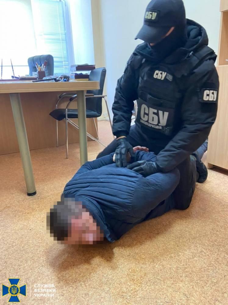 В Киеве на взятке задержали топ-менеджера «Киевводоканала»