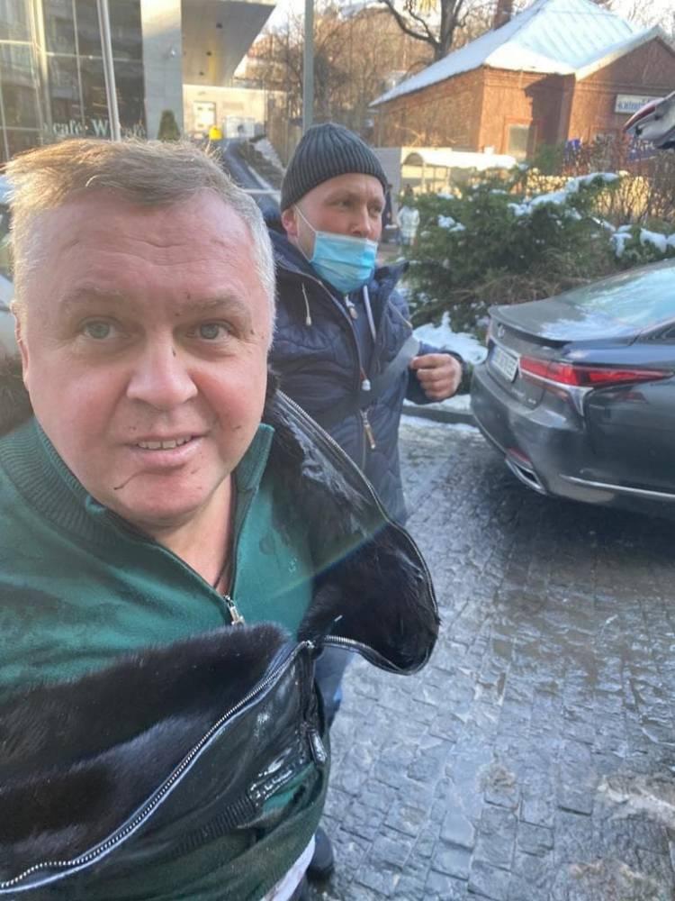 Бывшего замглавы СБУ задержали по подозрению в организации покушения на коллегу, но он сбежал
