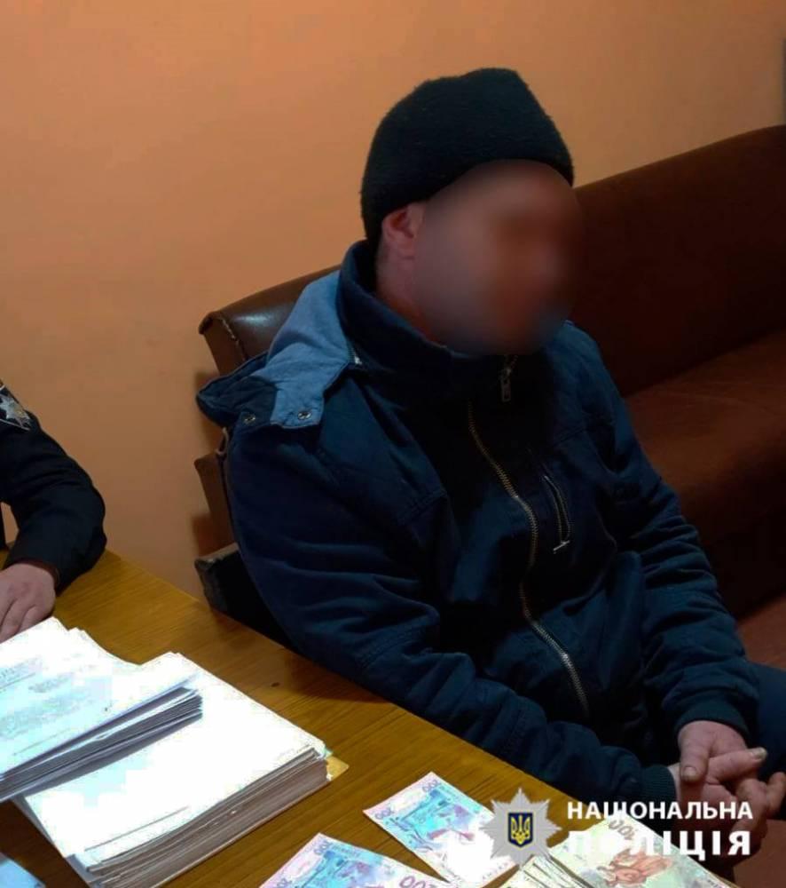 В Винницкой области виновник аварии предложил следователю 30 тысяч гривен