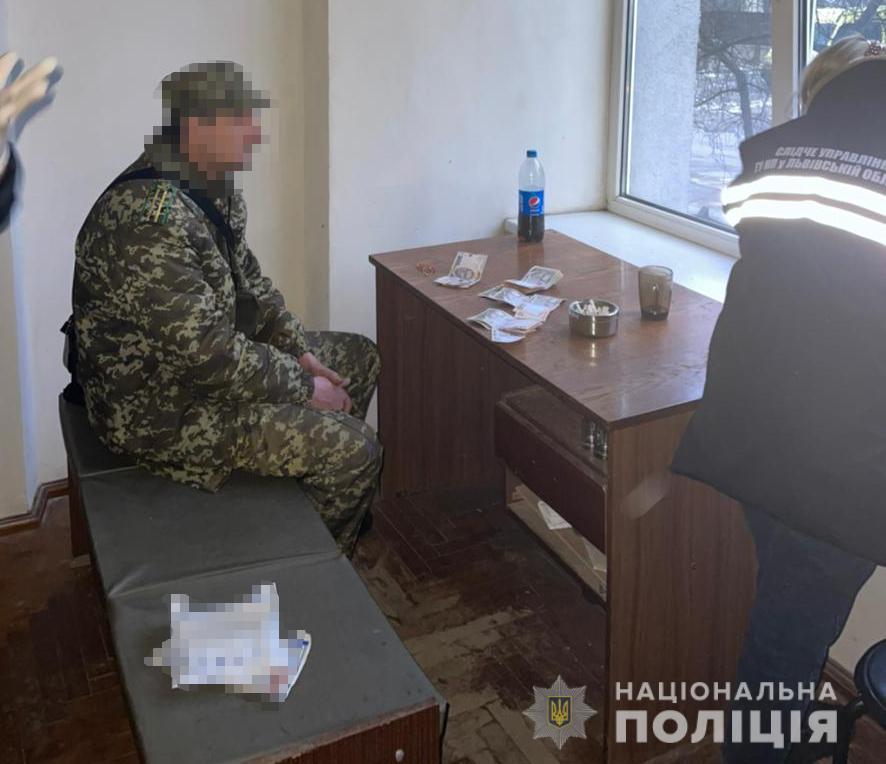 Руководитель лесхоза во Львовской области попался на взятке
