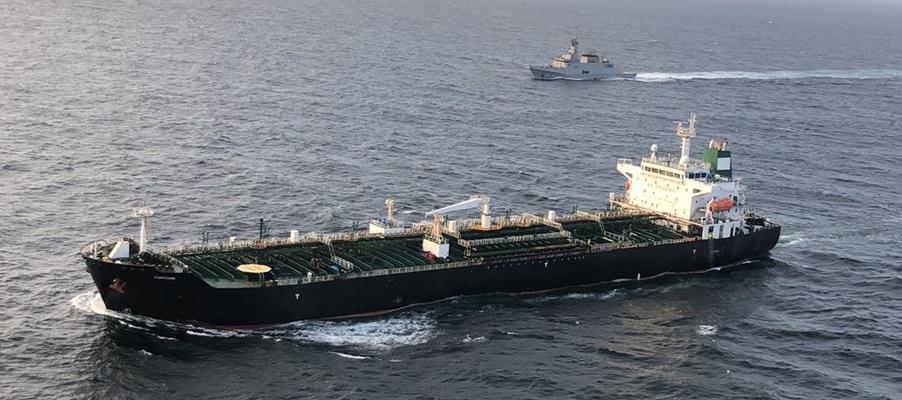 Мининфраструктуры проигнорировало санкции США против одесской судоходной компании