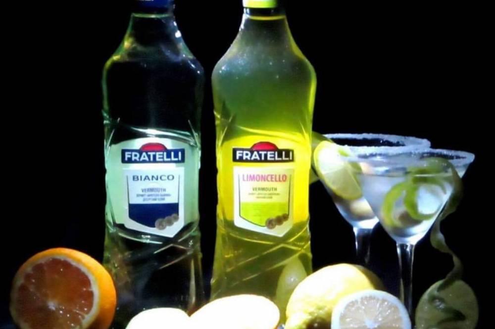 Производителя украинского вермута наказали за копирование упаковки Martini