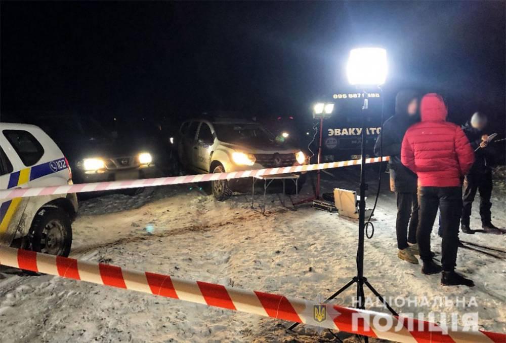 Под Мариуполем полицейский застрелил бизнесмена