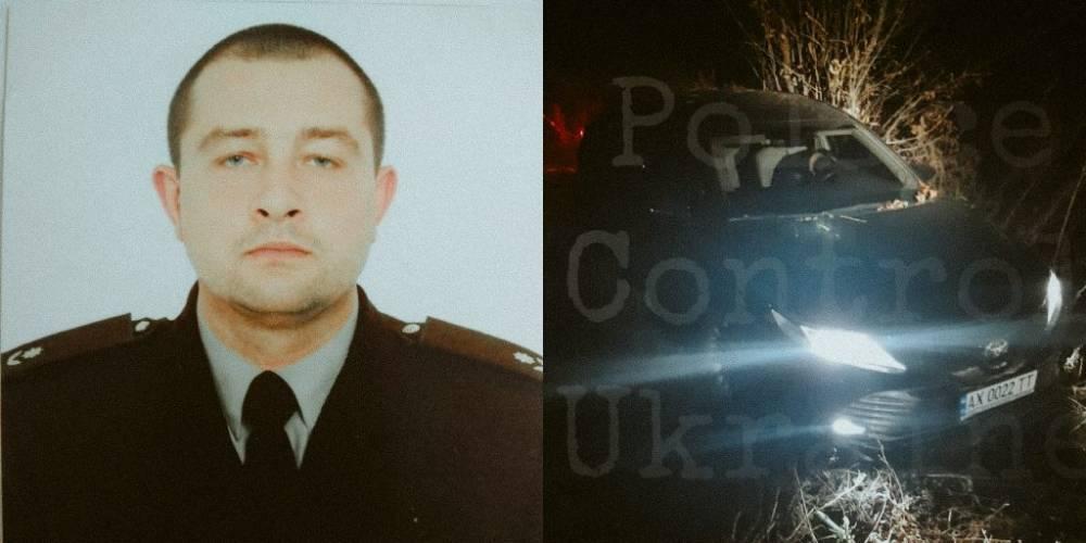 Скандального харьковского полицейского-дебошира Тураева назначили на новую должность