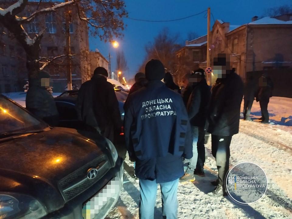 В Мариуполе следователь попался на взятке в 140 тысяч гривен