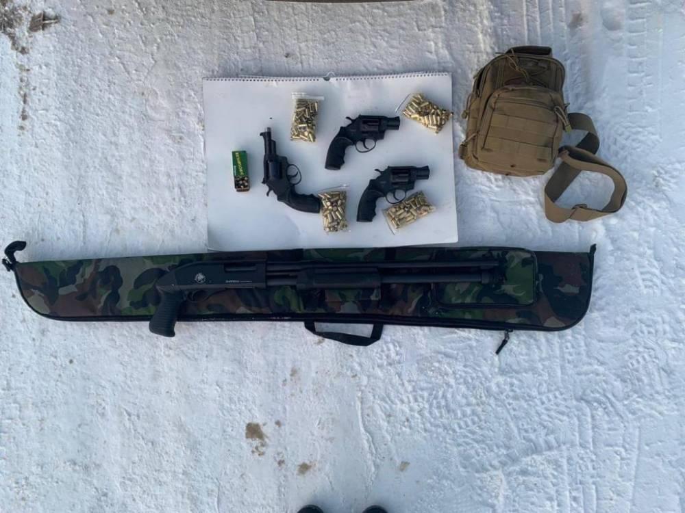 В Харькове директор фирмы занимался незаконной переработкой разных видов оружия в боевое