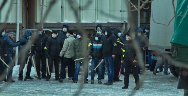 Бывших топ-милиционеров Днепра оправдали по делу об организации «титушек» против Евромайдана
