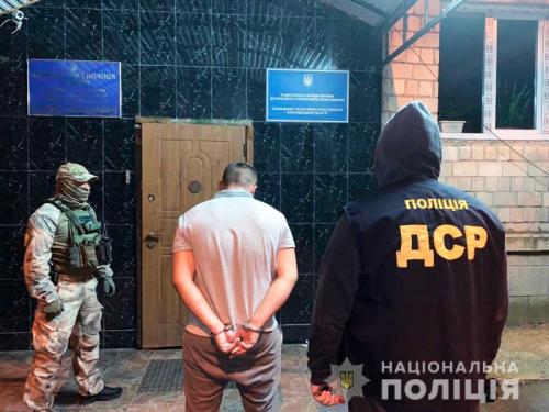 Членам преступной группы, которая занималась вымогательством в Черновицкой области, сообщили о подозрении