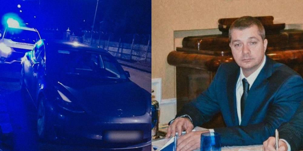 Жена скандального таможенника из Ужгорода потратила 2 млн гривен на квартиру и Tesla