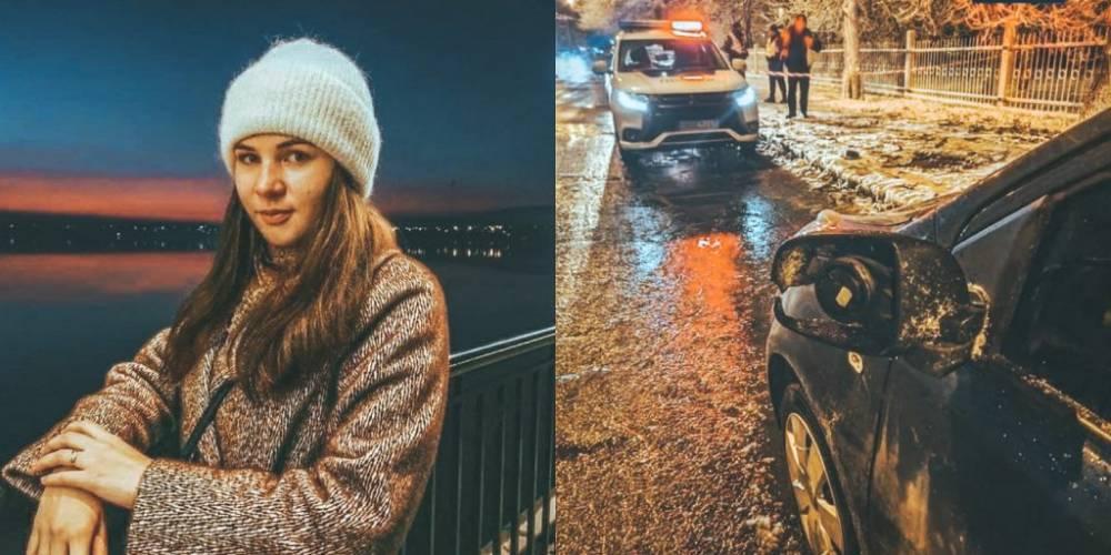 В Николаеве пьяный водитель сбил полицейского