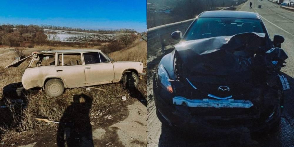 В Харьковской области бывшему полицейскому вручили подозрение в смертельной аварии