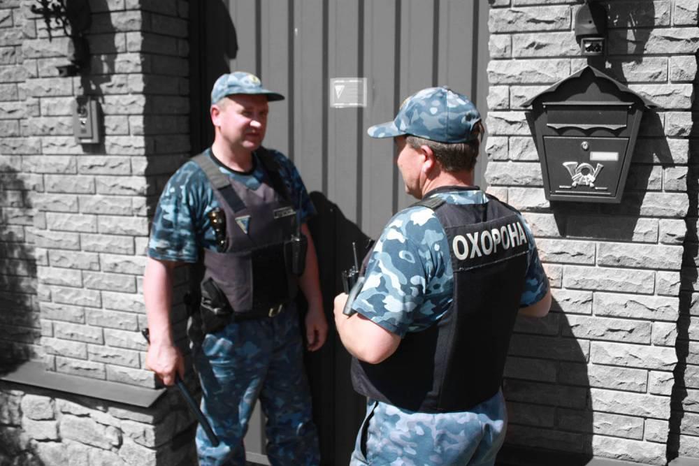Логистический филиал «Укрзализныци» третий год будет охранять фирма, связанная с харьковскими чиновниками