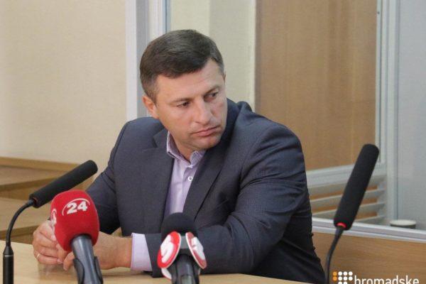 Офицер, обвиняемый в расстреле силовиков в Княжичах, получил руководящую должность в полиции Киева