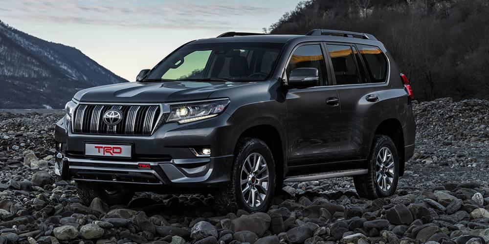ГСП «Северная пуща» купит престижную Toyota за 1,75 млн гривен