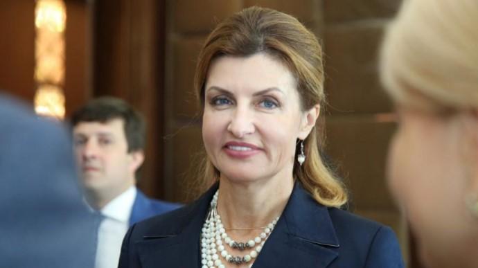 Жена Порошенко задекларировала Jaguar, ювелирные украшения и сумки