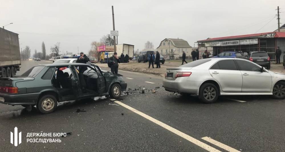 В Харьковской области работник фискальной службы устроил аварию с погибшим