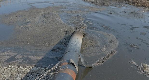 В Затоке чиновники украли деньги на реконструкции канализации