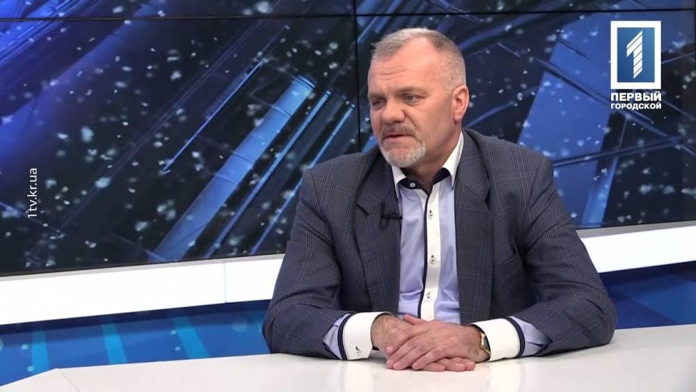 Директору аэропорта в Кривом Роге вручили подозрение в растрате