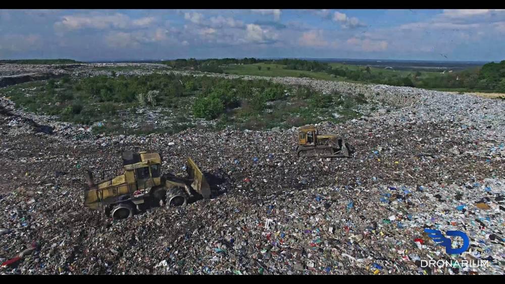 На реконструкцию крупнейшей свалки Киевской области выделили 320 млн гривен