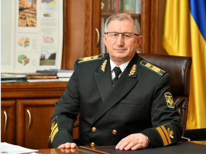 Кабмин уволил главу Гослесагентства Кузевича