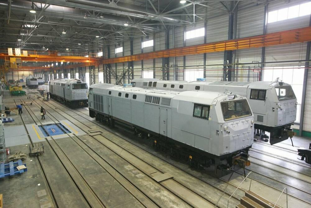 Крюковский вагоностроительный завод сократил производство на 70%