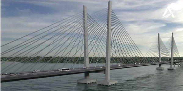 Турецкая компания построит мост в Кременчуге за 11,3 млрд гривен