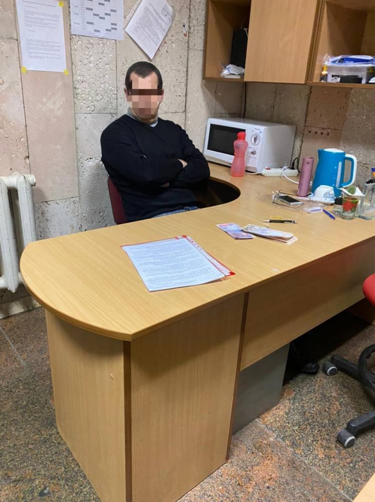 В Киеве директору госпредприятия вручили подозрение в коррупции