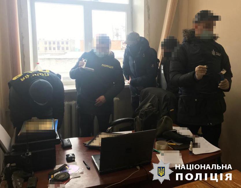 В Черкасской области офицер Нацгвардии требовал взятку за зачисление на контрактную службу