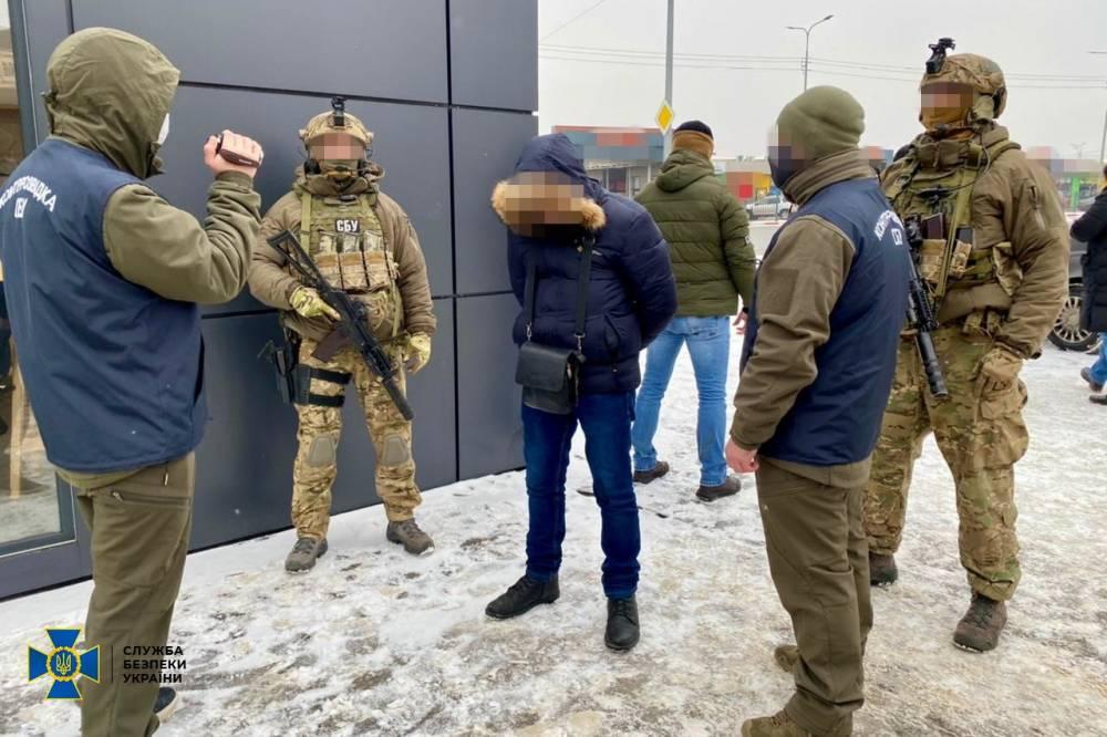 В Харькове задержали иностранного агента