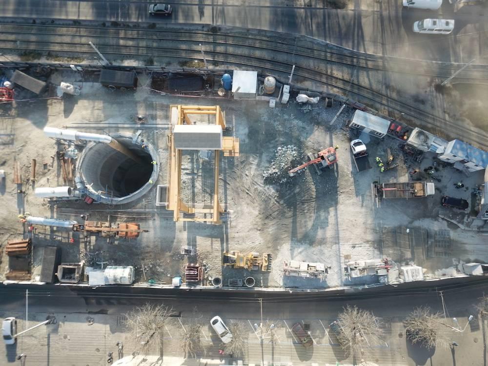 «Днепровский метрополитен» доверил корректировку проекта строительства обанкротившемуся институту